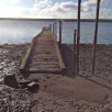 The Jetty at Tidmoor Point, The Fleet, Dorset